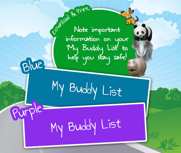 My Buddy List