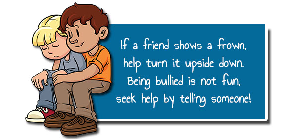 We Say 'No' to Bullying